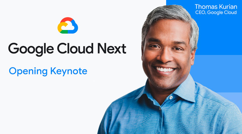 Google Cloud Next 2020