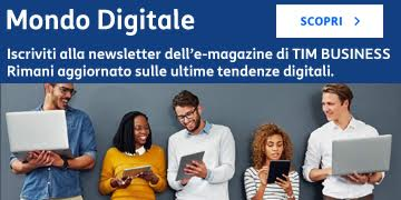 Scopri la newsletter di Mondo Digitale