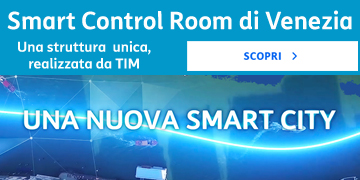 La Smart Control Room di Venezia powered by TIM